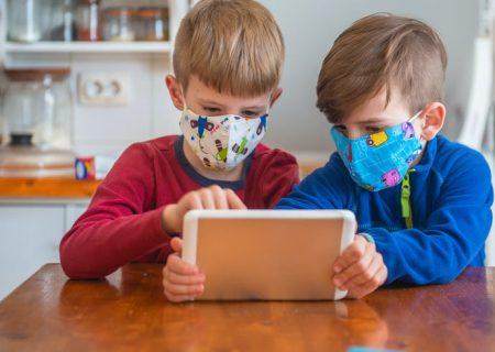 ۵ روش کمک به کودکان برای تداوم یادگیری در دوران همهگیری کرونا